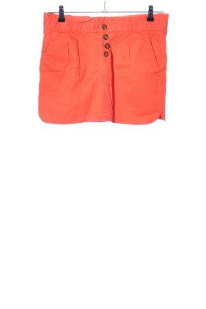 de.corp by Esprit Mini-jupe orange clair style décontracté