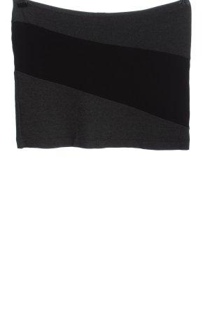 de.corp by Esprit Mini-jupe gris clair-noir élégant