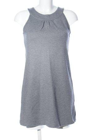 de.corp by Esprit Vestido de cuello Halter gris claro moteado look casual