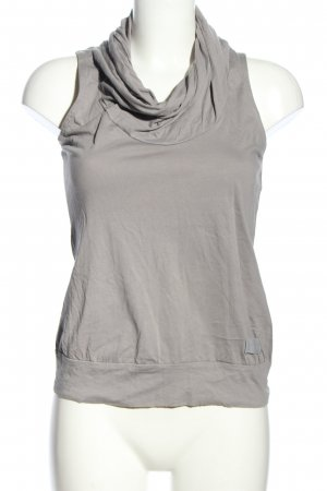de.corp by Esprit Neckholder Top light grey casual look