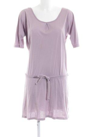 de.corp by Esprit Shirtkleid blasslila Street-Fashion-Look