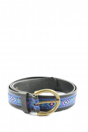 De Facto Faux Leather Belt multicolored casual look