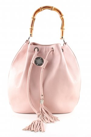Pouch Bag pink casual look