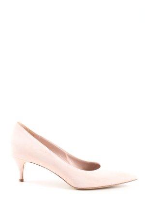 DE SIENA Spitz-Pumps pink Casual-Look