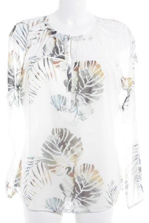 Dea Kudibal Langarm-Bluse Farbverlauf Casual-Look