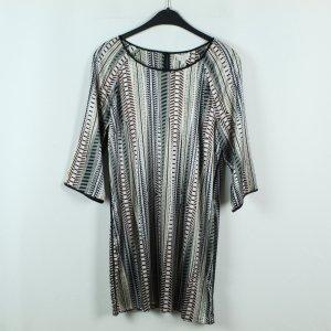 Dea Kudibal Longsleeve Dress multicolored silk
