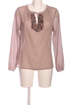 Dea Kudibal Transparent Blouse pink business style