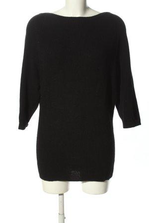 Dear Cashmere Pullover in cashmere nero stile casual