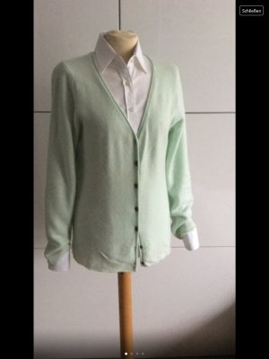 Dear Cashmere Knitted Cardigan mint