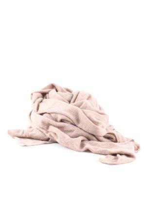 Dear Cashmere Strickschal nude Casual-Look