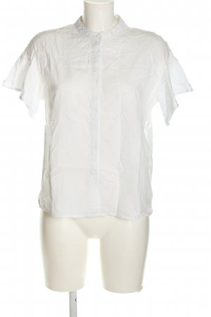 Debiflue x NA-KD Short Sleeved Blouse white casual look