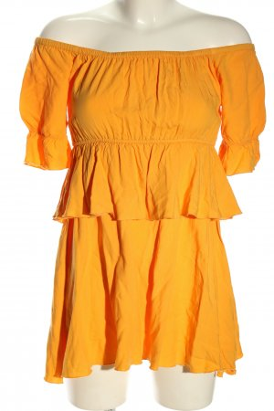 Debiflue x NA-KD Mini Dress primrose casual look