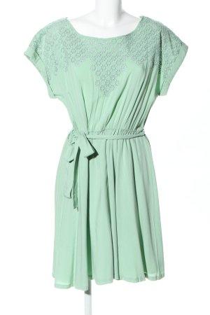 Deby Debo Blusenkleid grün Casual-Look