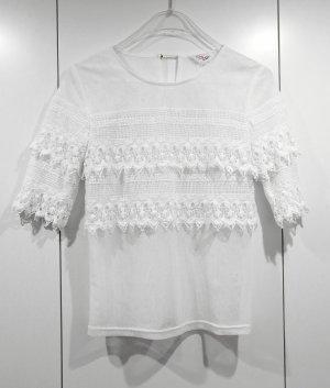 Deby Debo Blouse Shirt white