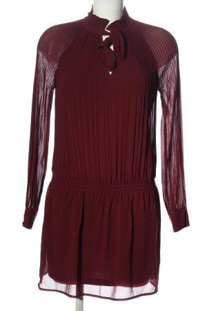 Deby Debo Longsleeve Dress red elegant