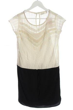 Deby Debo Mini Dress natural white-black business style
