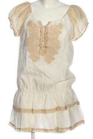Deby Debo Slip-over Blouse white-brown casual look