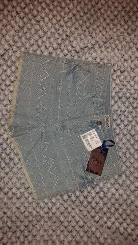Deby Debo Shorts pale blue