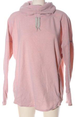 Decathlon Turtleneck Sweater pink casual look