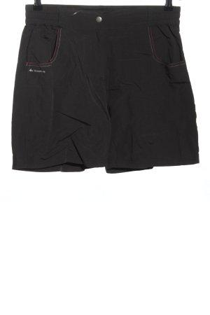 Decathlon Pantaloncino sport nero stile casual