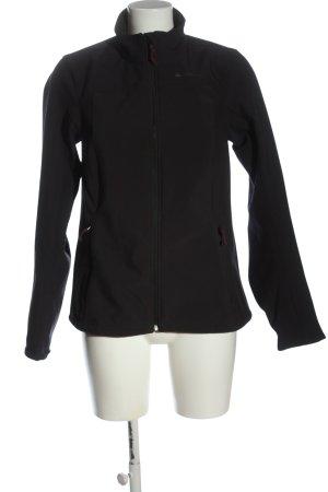Decathlon Between-Seasons Jacket black casual look
