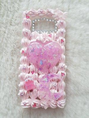 Handmade with Love Ceinture de hanches rose