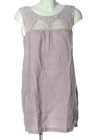 Deerberg Sleeveless Blouse pink casual look
