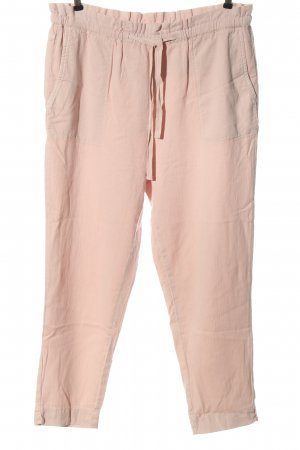 Deerberg Baggy Pants nude casual look