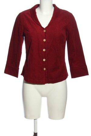 Deerberg Blouse Jacket red casual look