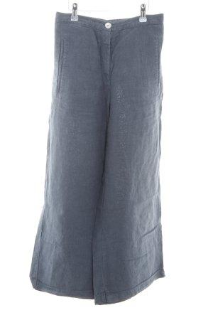 Deerberg Culottes blau Casual-Look