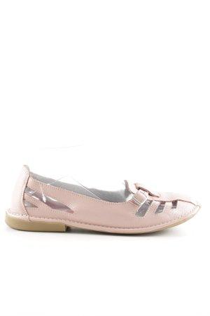 Deerberg Komfort-Sandalen pink Casual-Look