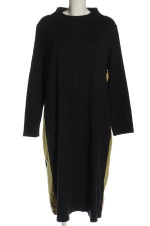 Deerberg Longsleeve Dress black-primrose casual look