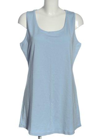 Deerberg Top long bleu style décontracté