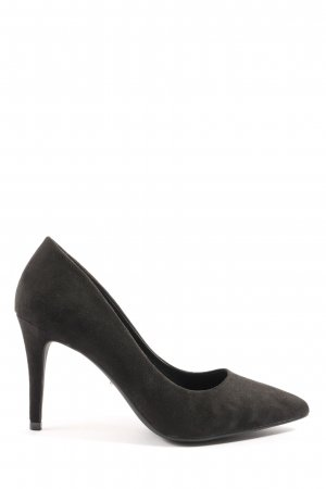 DeeZee High Heels schwarz Business-Look