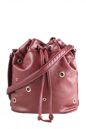 Defacto Pouch Bag red casual look