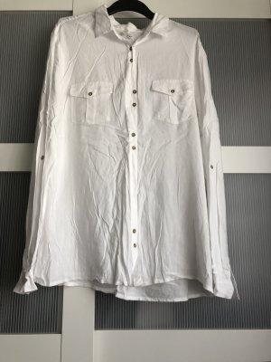 Defacto Camicia blusa bianco-oro