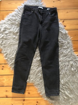 Defacto Mom-Jeans anthracite-dark grey