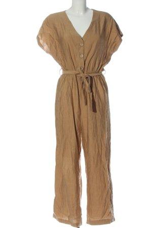 Defacto Jumpsuit brown casual look