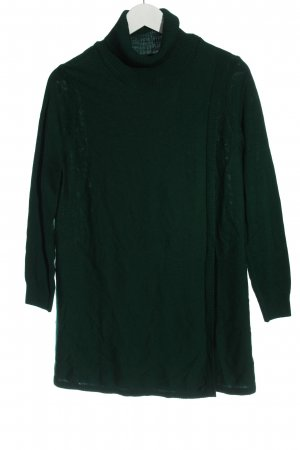 Defacto Long Sweater green casual look