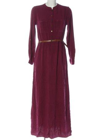 Defacto Maxi Dress red elegant