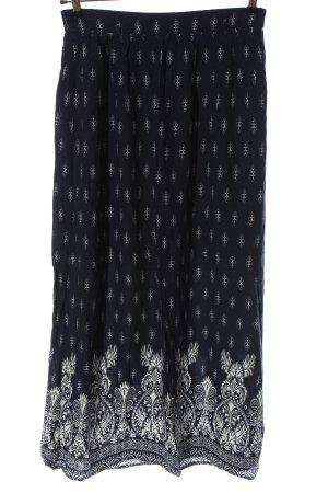 Defacto Falda larga azul-gris claro look casual