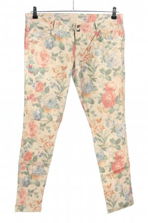 Defacto Tube Jeans allover print casual look