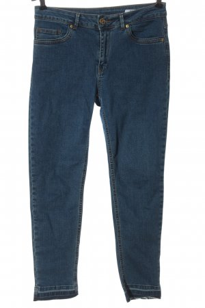 Defacto Tube Jeans blue casual look