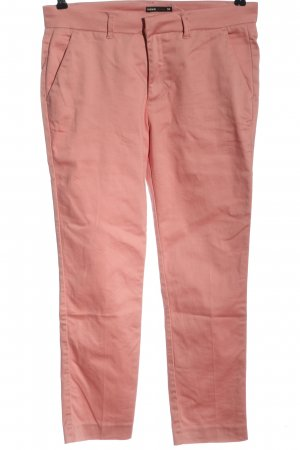 Defacto Jersey Pants pink casual look