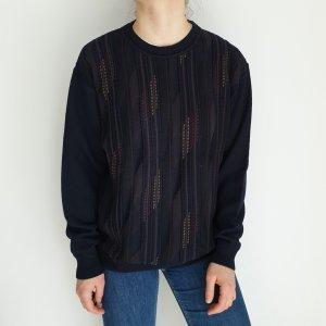Definitiv 50 Cardigan Strickjacke Oversize Pullover Hoodie Pulli Sweater Top True Vintage