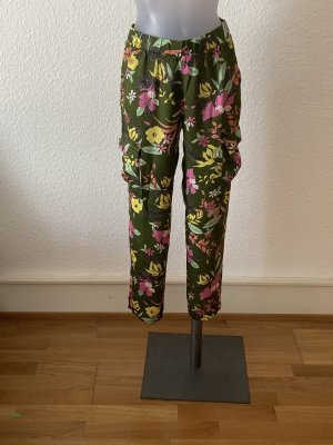 Deha 7/8 Length Trousers multicolored