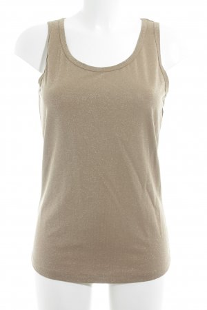 Deha Basic Top goldfarben Casual-Look