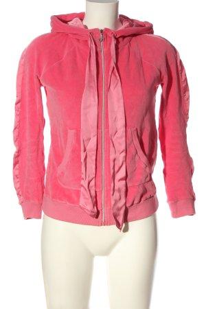 Deha Felpa con cappuccio rosa stile casual