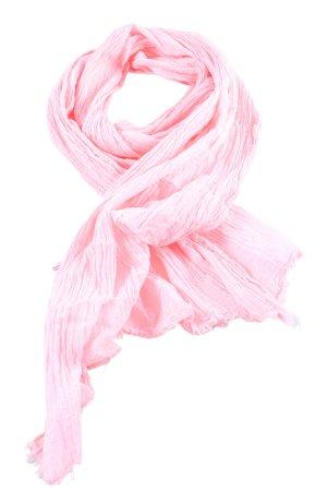 Deha Crinkle Scarf pink casual look