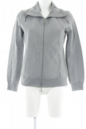 Deha Sweatjacke grau Casual-Look